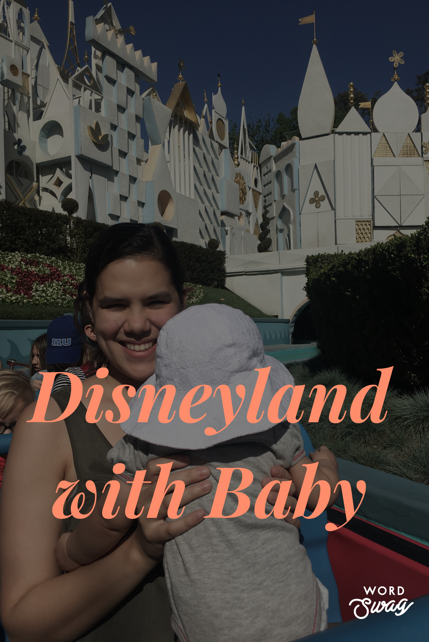 Disneyland with a Baby