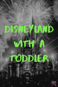 Taking a Toddler to Disneyland